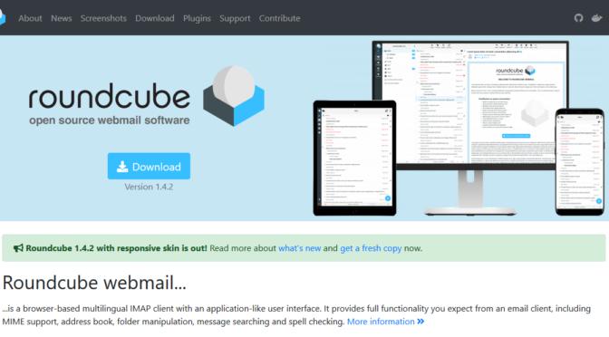 Aktualisierung Webmailer