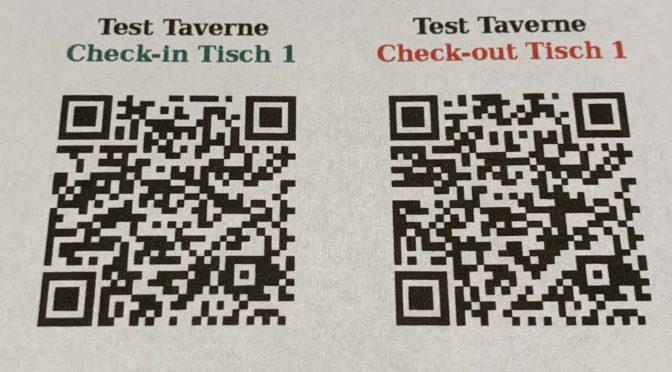 Online Service für digitale Gästeliste erweitert